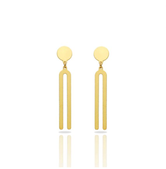 Earrings Diapason Gold Earring
