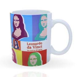 Cool Designs Colection Mug La Gioconda 32 cl