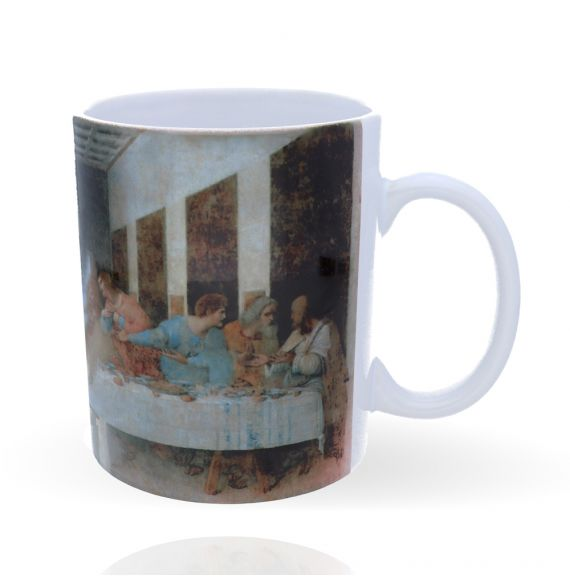 Mug The Last Supper 32cl