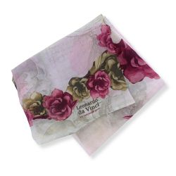 Cool Designs Colection Foulard Skull with Flowers