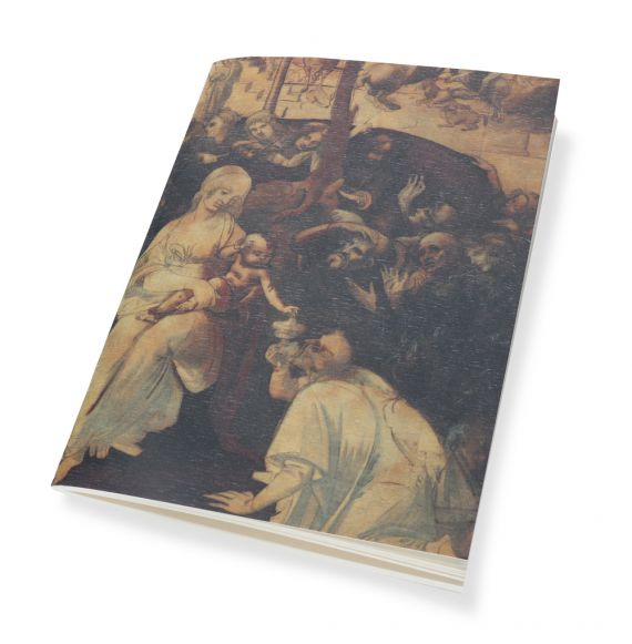 A6 Notebook The Adoration of the Magi