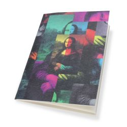 A6 Notebook The Gioconda