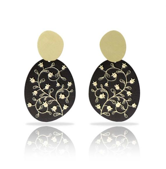 Provenza RD Gold Earring