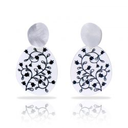 Provenza RD Silver Earring