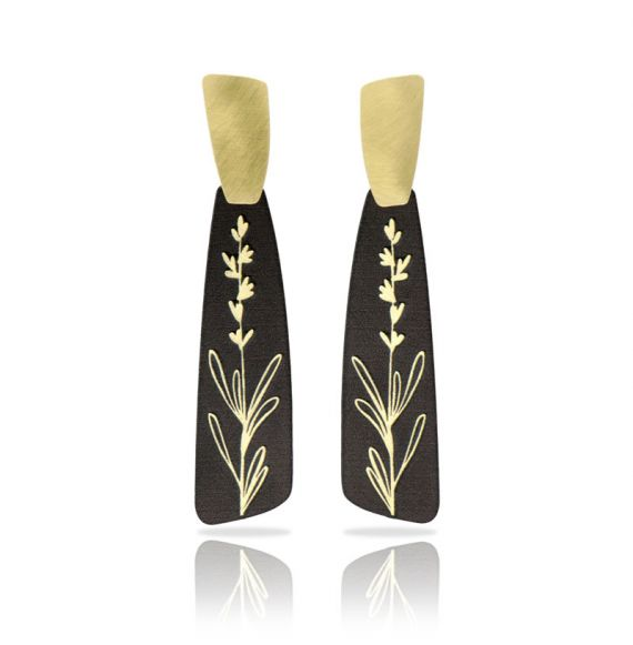 Provenza LG Gold Earring