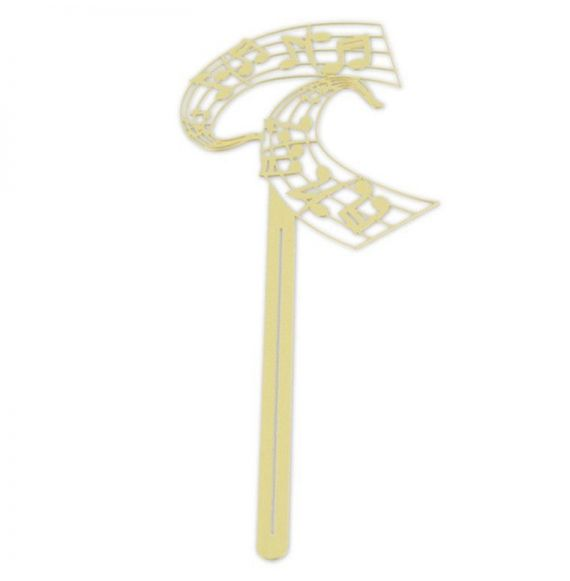 Music Melody Bookmark