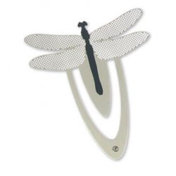 Dragonfly Stainless Steel Bookmark