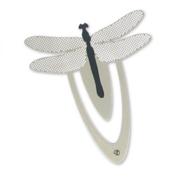Ento Dragonfly Stainless Steel Bookmark