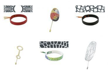 Gifts for men: Bracelets for men and lapel pins for blazers